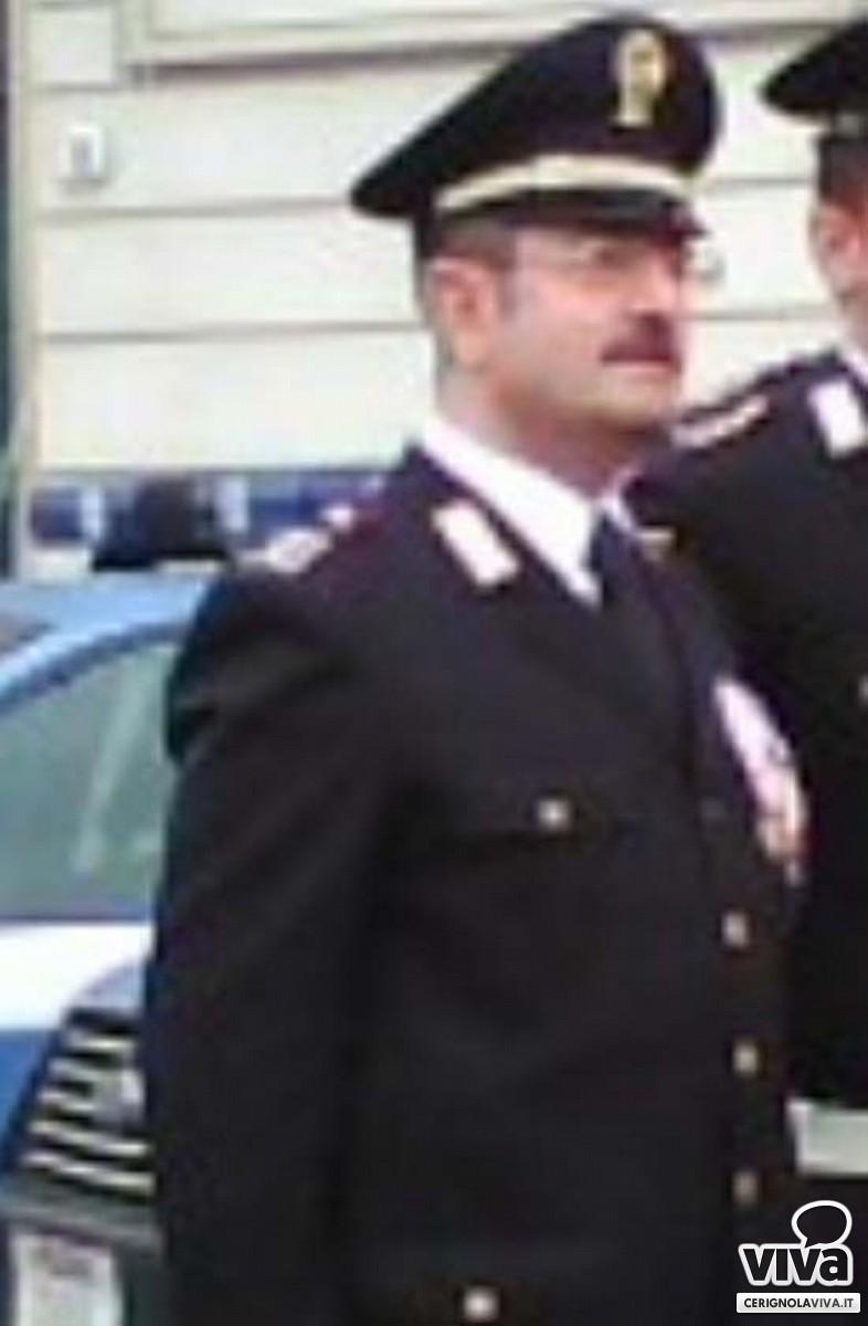 Andrea Palladino in Polizia