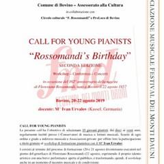 CALL ROSSOMANDI