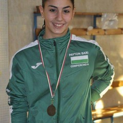 Adriana Compierchio, classe 2003