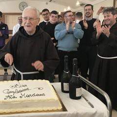 91° Compleanno di Fra Marciano