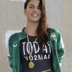 Elena Compierchio, classe 2001