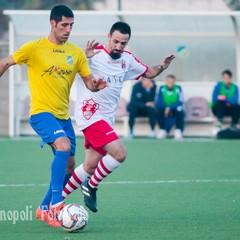 Alessandro Marino in azione