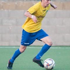 Antonio Marciano in azione