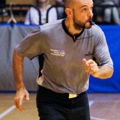 Arbitro Daniele Barracchia