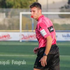 Arbitro Daniele Virgilio
