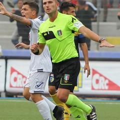Arbitro Davide Di Marco