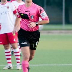 Arbitro Michele Cimini