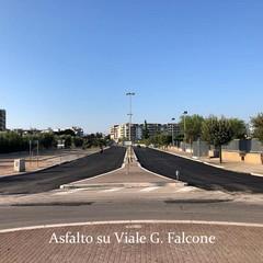 Asfalto Viale G Falcone