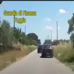 auto finanza sulla strada