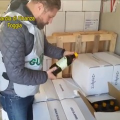 bottiglie rinvenute