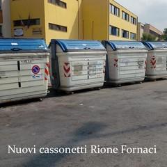 Cassonetti rione fornaci