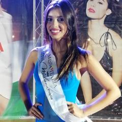 Cosmary Fasanelli miss Miluna Puglia