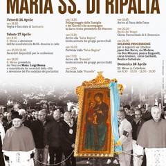 CS Pellegrinaggio icona di Ripalta