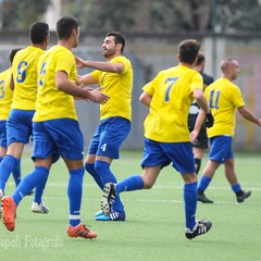 Esultanza Giovent Calcio Cerignola