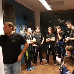Fighters a Palazzo di Citt