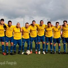 Formazione iniziale Giovent Calcio Cerignola