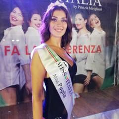 Giada Pezzaioli miss Puglia