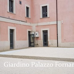 Giardino Palazzo Fornari