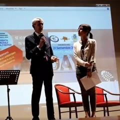 Giovanna Greco e Franco Metta