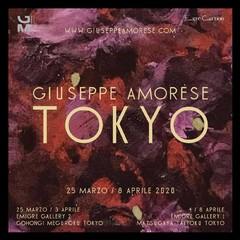 Giuseppe Amorese invito Tokyo JPG