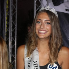 Ilaria Petruccelli miss Cinema Puglia