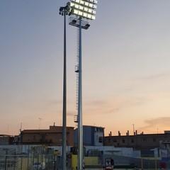 Illuminazione al Monnterisi Torre
