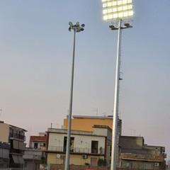 Illuminazione al Monterisi Torre