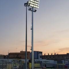 illuminazione Stadio Monterisi