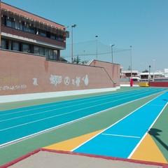 Cerignola: Riconsegnato l'impianto sportivo all'interno della Scuola Pavoncelli