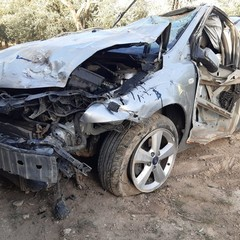 Incidente Ford Focus foto