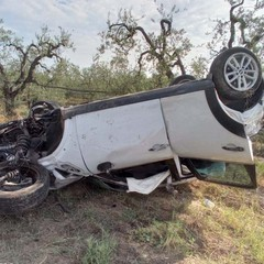 incidente Mini Cooper Countryman