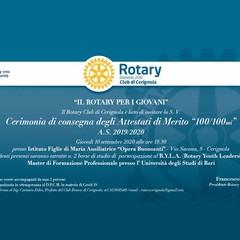 invito Rotary club
