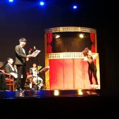 La Cenerentola teatrino