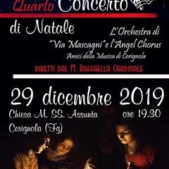 locandina concerto Chiesa Assunta