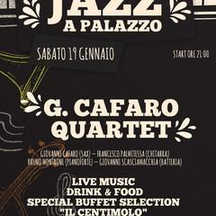 Locandina evento Jazz