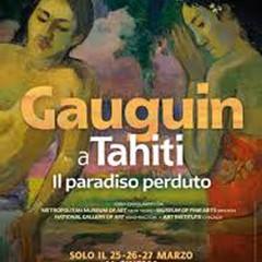 locandina gauguin