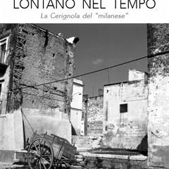 Locandina Lontano nel tempo per Francesco Borrelli