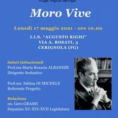 Locandina Moro Vive