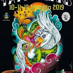 Locandina Tattoo Convention