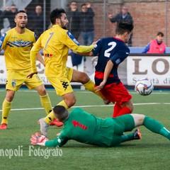 Lorenzo Longo occasione gol