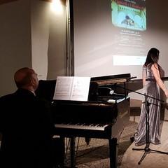 Maestro Bini e Natalizia Carone