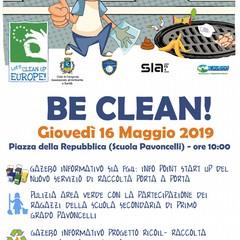 Manifesto Be Clean