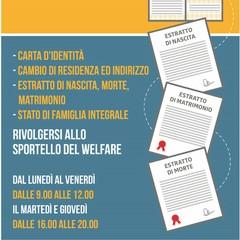 Manifesto Nuovo Ufficio Anagrafe