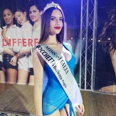 Maria Campaniello miss Rocchetta Bellezza Puglia