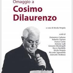 Omaggio a Cosimo Dilaurenzo