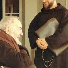 Padre Pio e Fra Marciano