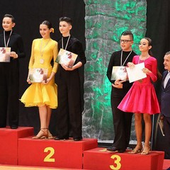 Premiazione Arcangelo paradiso e Alessandra Saracino