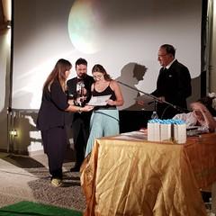 premiazioni Di Naurta e Stragapede