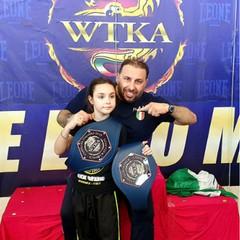 Premiazioni fighters
