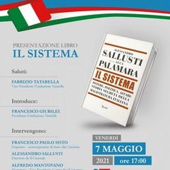 """Locandina presentazione libro """"Il Sistema"""""""